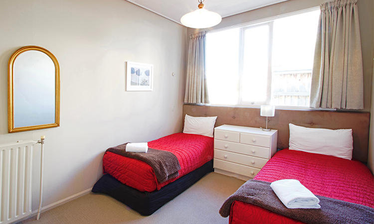 Bedroom 2 | George Street Motel Apartments
